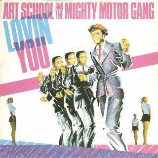 Art School & The Mighty Motor Gang - Shake It