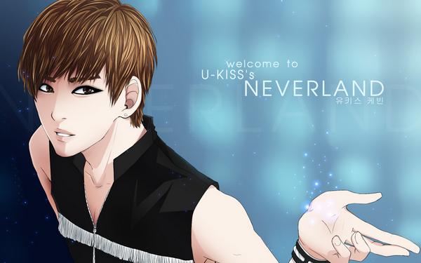 U-kiss- Neverland ~ Kkeucheun eobseo never end end end end yeogin neverland and and and ♪
