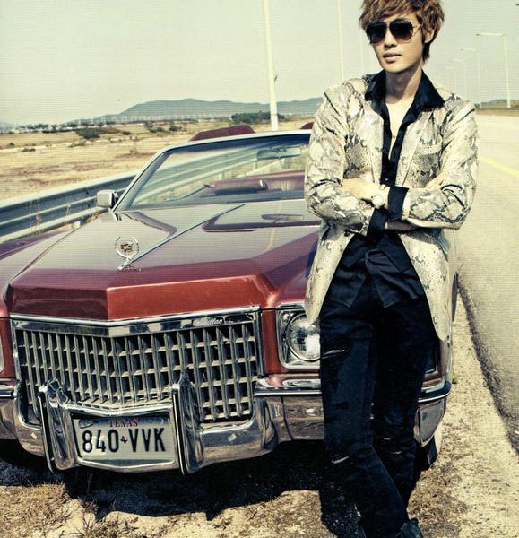 Kim Hyun Joong - Lucky Guy ~ High, high, high, high jeonbu itgo in the sky, (shake it, shake it, shake shake it, shake It) fly way~ (fly away, yeah~) ♪