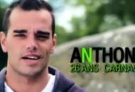 Anthony quitte l'aventure.