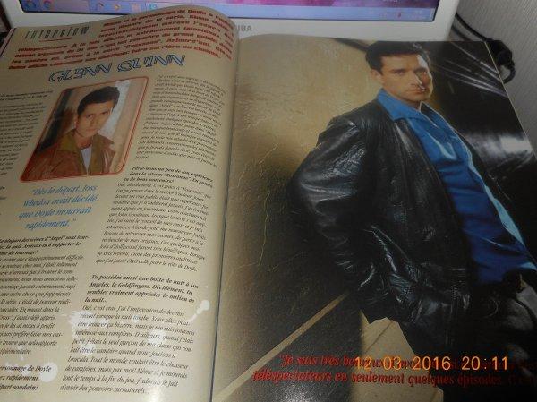quelque photos du magazine s�rie mag hors s�rie de la s�rie Angel