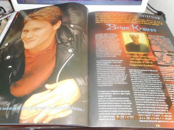 quelque photos du magazine s�rie mag hors s�rie de la s�rie Charmed