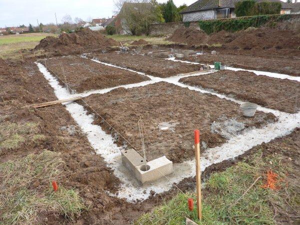 Cr ation du vide sanitaire blog de notre maison phenix - Construction sans vide sanitaire ...