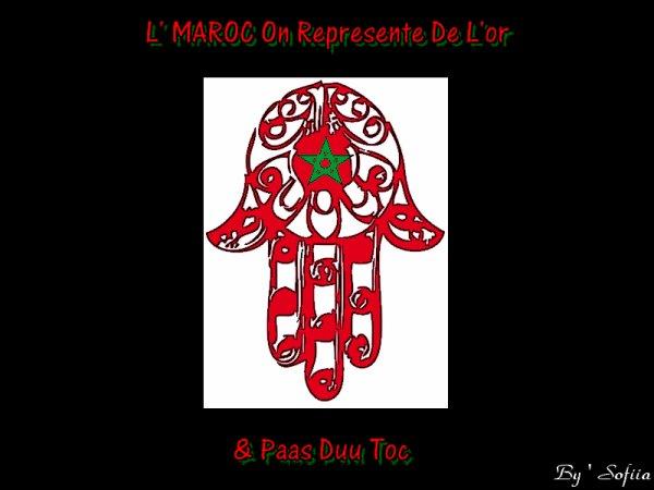 -  Bienvenue Au Maroc <3-  Si Tes Marocains Bienvenue Chez Toi Si Tu Ne Les Pas Poto Bienvenue Chez Moi !-