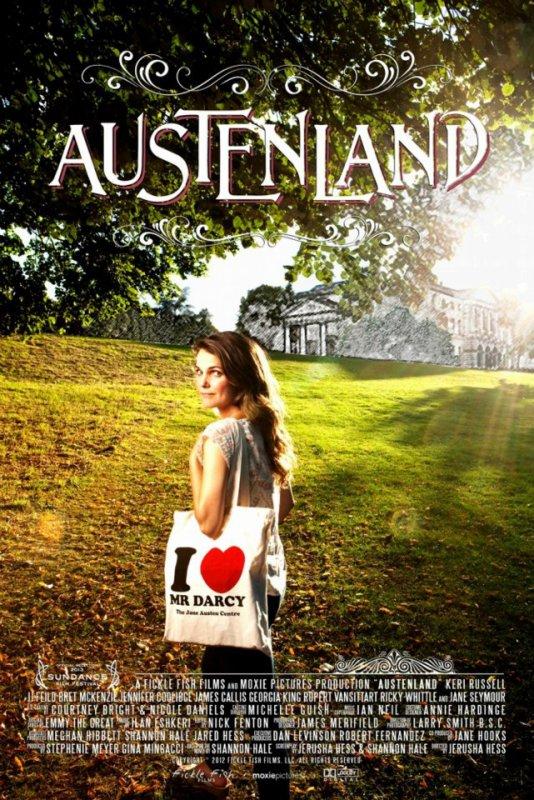 Austenland: le livre et le film