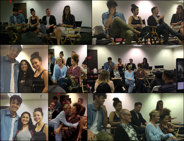 � � � � � � � � � � � � � � � � � � � � � � � � � � � � � � � � � � � � � � � � � � � � � � � � � � � � � � � � � � � � � � � � � � � � � � � � � � ��  24/06/16 : Cierra & le cast de TF ont organis� une rencontre avec des fans dans les studios Freeform. J'aurais vraiment aim� �tre � la place des fans, de plus ont pu assister au tournage et visit� les locaux de la s�rie. J'adore voir Cierra avec Noah ! � � � � � � � � � � � � � � � � � � � � � � � � � � � � � � � � � � � � � � � � � � � � � � � � � � � � � � � � � � � � � � � � � � � � � � � � � � � � � � � � � � � � � � � � � � � � � � � � � � � ��