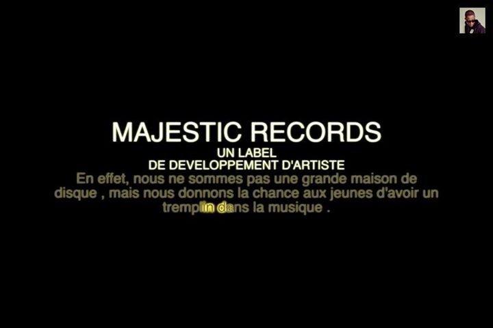 Label Majestic Records