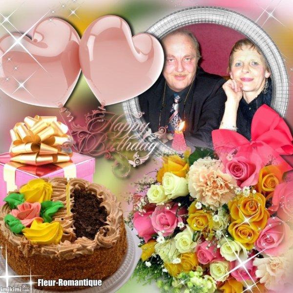 Se dimanche 8 mai 2016 nos noces d 39 meraude nos 40 ans de - 8 ans de mariage noce de ...