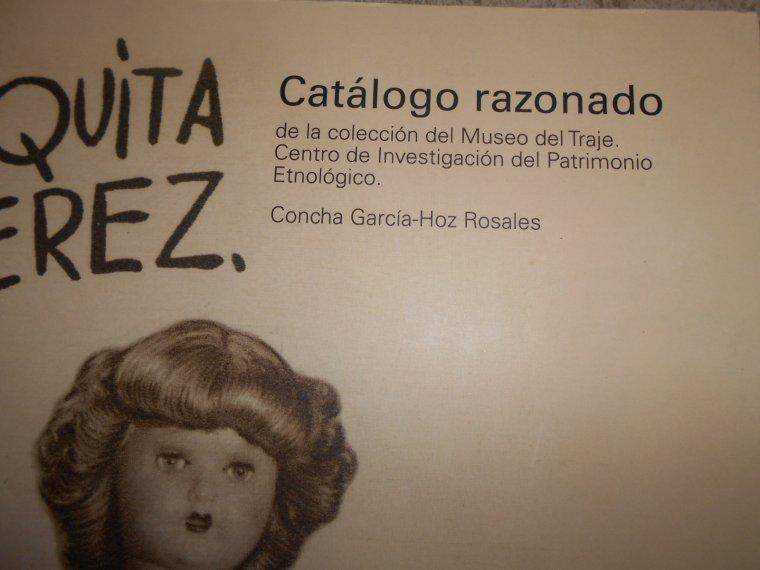 CATALOGUE RAISONN�..........MARIQUITA PEREZ