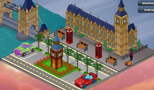 Woozworld Express : Londre