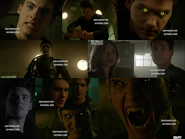 . Voici quelques stills de l'épisode 5x19 qui s'intitule « The Beast Of Beacon Hills » ! .