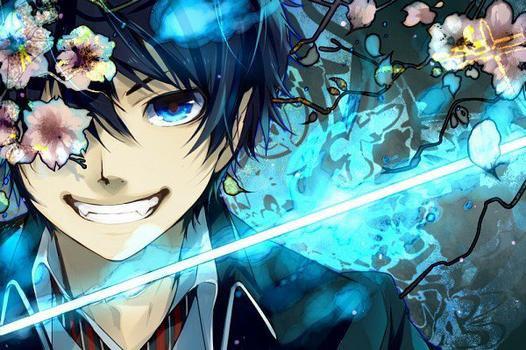 ↓ BLUE EXORCIST ↓