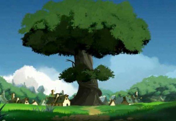 Fan-Fiction (remix) Chapitre 2 : La mystérieuse inconnue cachée dans les arbres