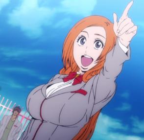 Fan-fiction Chapitre 3 : Ceux venus de l'océan partagent leur pouvoir et leur savoir avec Orihime et les siens