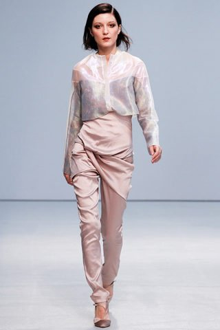 Spring 2013 Ready-to-Wear Anne Valérie Hash.