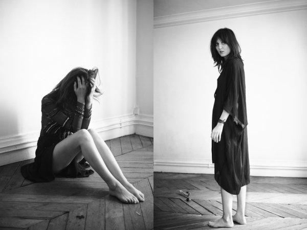 Irina Lazareanu By Edouard Plongeon For INDIE Magazine #34 Spring 2012.