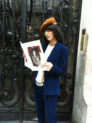 Octobre 2012, Paris. Rika magasine n°7.
