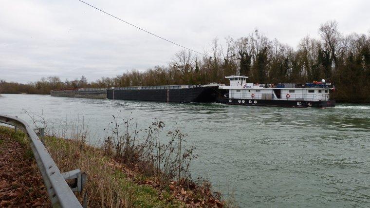 AIGLE et ses Barges..................MAROLLES...............JANVIER 2016