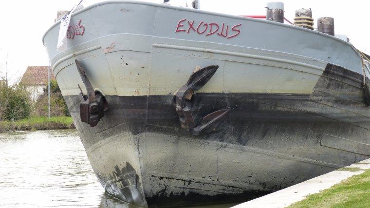 EXODUS..............ECLUSE DE VARENNES...........AVRIL 2016
