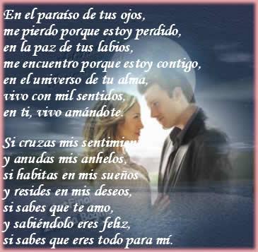 poemas de quiero estar contigo