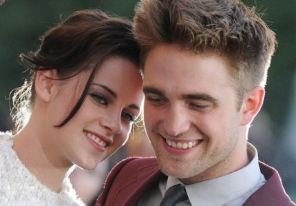 Kristen Stewart - Robert Pattinson