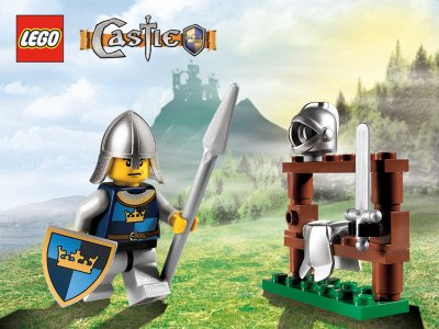 5615 The Knight / 5615 Le Chevalier