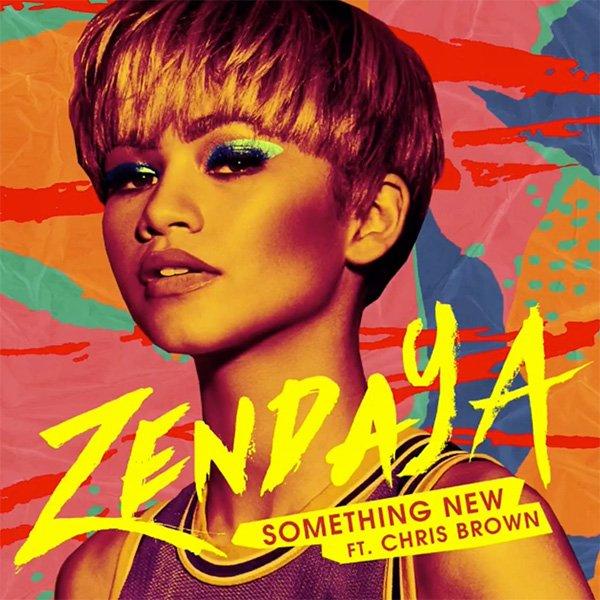 Zendaya Feat. Chris Brown – Something New