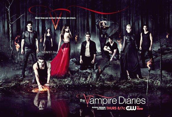 Musiques de la Saison 5 + The Originals Saison 1 ♥ !