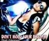 Nicole Scherzinger- Dont Hold Your Breath (2010)