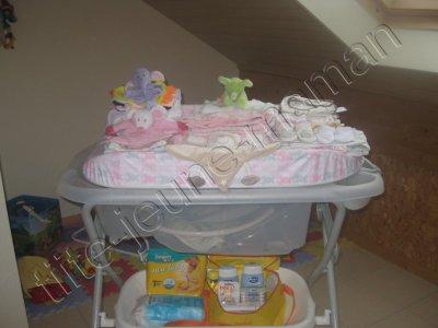 Sa Table A Langer Tiite Jeune Maman