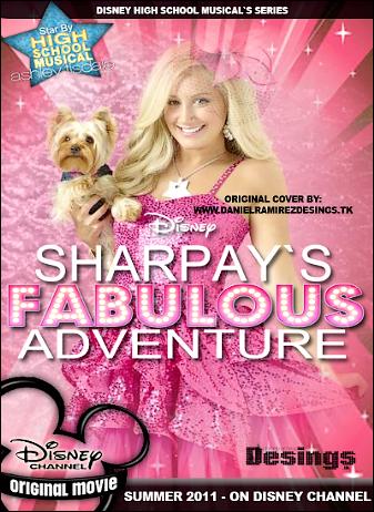 ★ ★ ★ ☆ ☆ / La Fabuleuse aventure de Sharpay