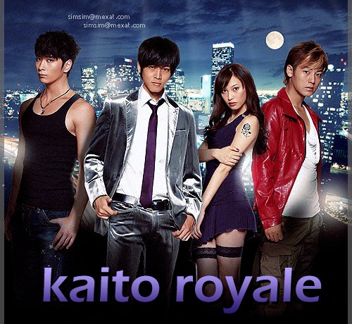 kaito-royale capitulos completos