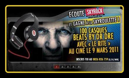 Skyrock roulette:  Sp�ciale Dr. Dre et Le Rite