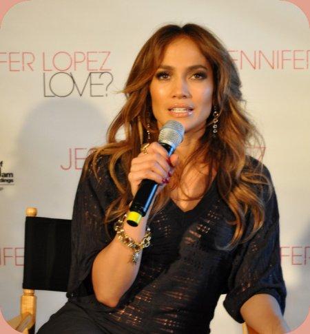 Jennifer Lopez sur Skyrock