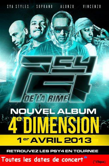 Psy4 De La Rime concerts Skyrock