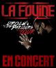 La Fouine en concert avec Skyrock