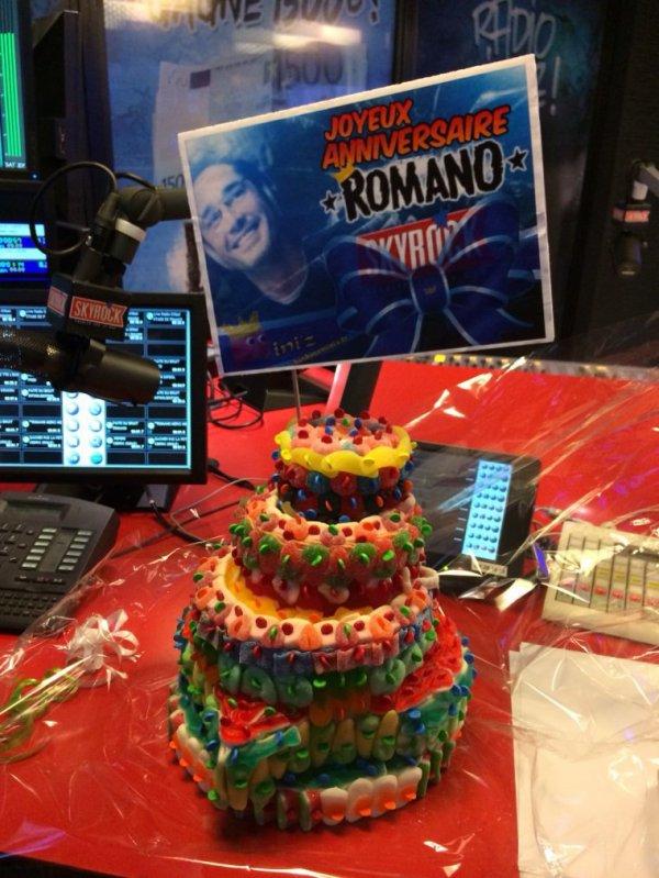 Romano anniversaire