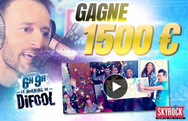 Gagne 1500� avec Difool !