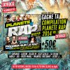 COMPILATION PLANETE RAP 2014 VOL. 3