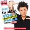 """Kev Adams """"Voil� Voil�"""" Tour"""
