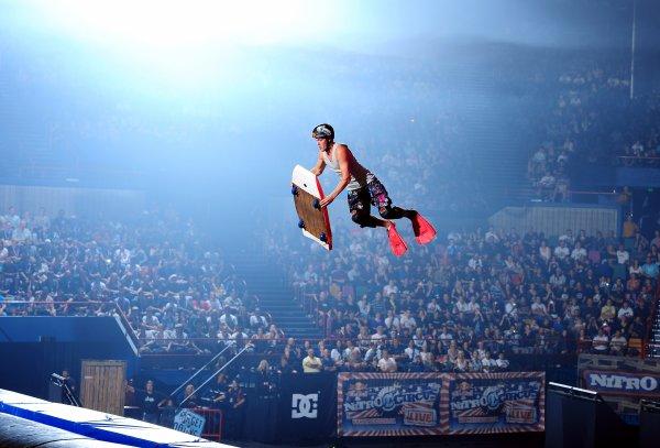 Le Nitro Circus Live à Nice !