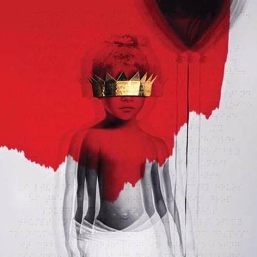Rihanna - Nouvel Album 'Anti' - D�couvrez la cover !