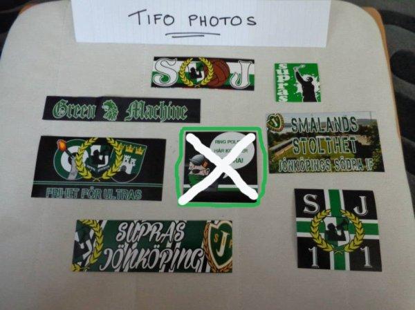 Stickers Sweden
