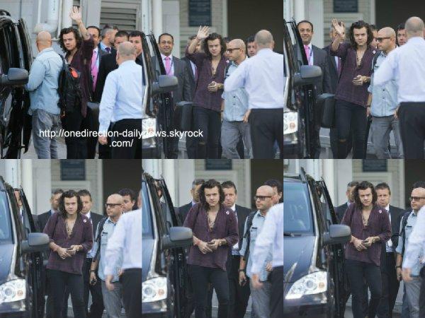 4 f�vrier 2015 : Harry a �t� vu dans les rues de Los Angeles