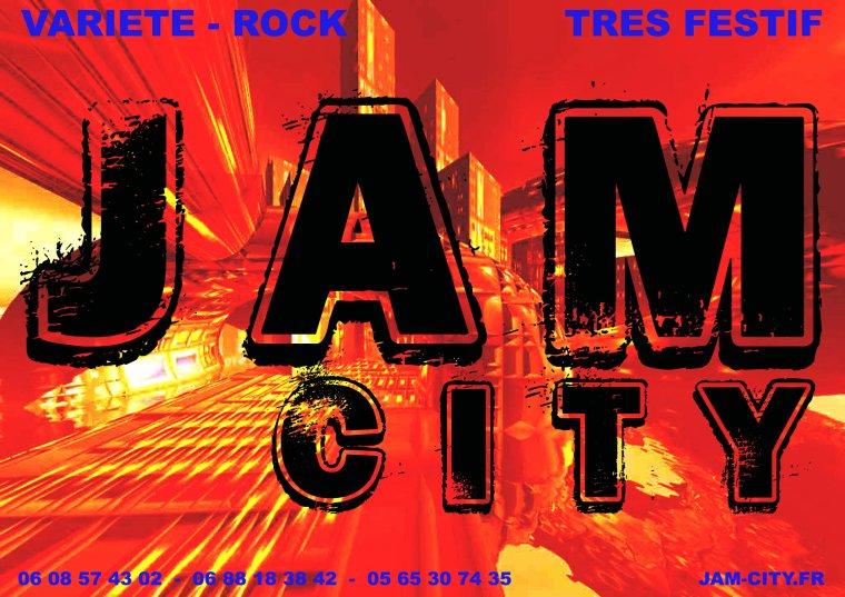 DECOUVREZ LE SITE DE L'ORCHESTRE JAM-CITY