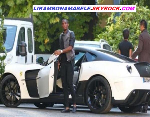 Les voitures du footballeur Samuel Eto'o▲ Le footballeur star Samuel Eto'o est sans doute celui qui présente le garage automobile le mieux fourni de tous. De la Bugatti à la Porsche en passant par les Ferrari les plus prestigieuses, tout y passe ou presque.