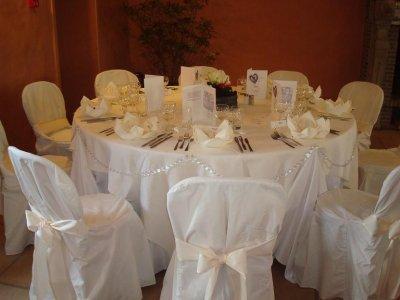 50 ans de mariage blog de decoration de table for Robes formelles pour 50e anniversaire de mariage