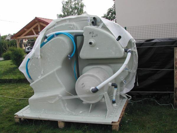 Blog de paulo 77 ma piscine waterair sa construction de for Construction piscine waterair barbara
