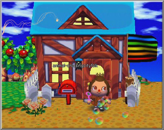 Acww astuces for Extension maison animal crossing wild world