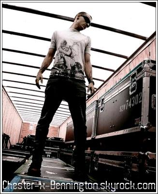 Chester Bennington : Biographie